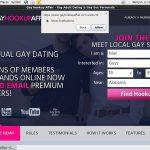 Free Gay Hookup Affair Trial
