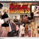 Ruthlessmistress Scenes