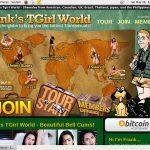 World T-Girl Franks Trial