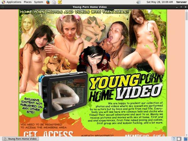 Free Trial Youngpornhomevideo.com Membership
