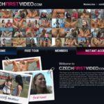 Czech First Video Discount Links