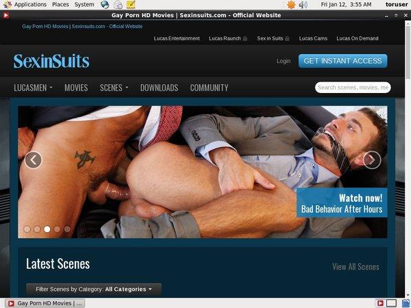 Sex In Suits Account Gratis